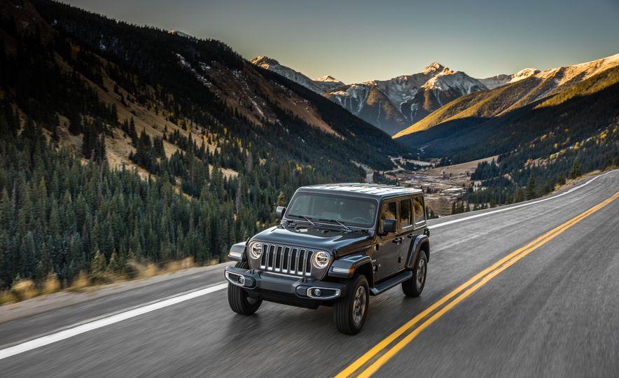 2018 Jeep Wrangler - Slide 79