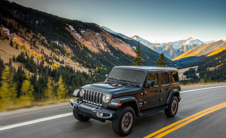 2018 Jeep Wrangler - Slide 80
