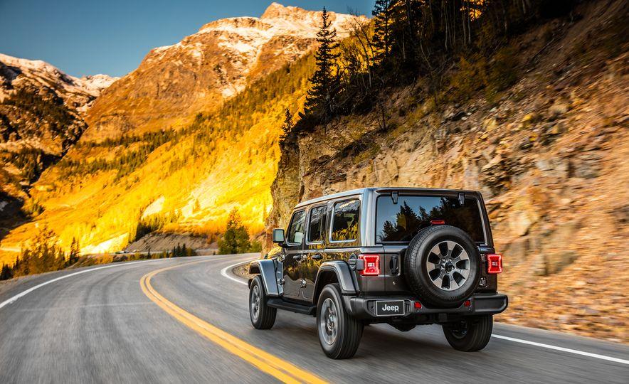 2018 Jeep Wrangler - Slide 83