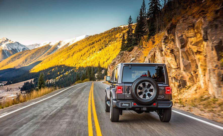 2018 Jeep Wrangler - Slide 84