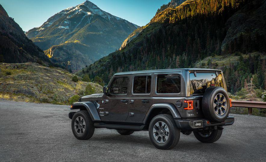 2018 Jeep Wrangler - Slide 89