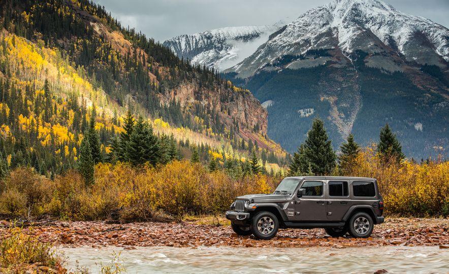 2018 Jeep Wrangler Sport - Slide 20