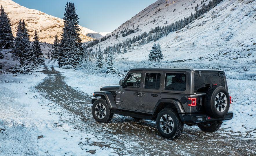 2018 Jeep Wrangler - Slide 94