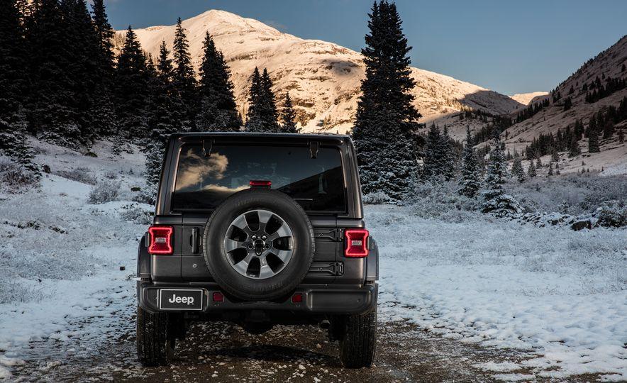 2018 Jeep Wrangler - Slide 95