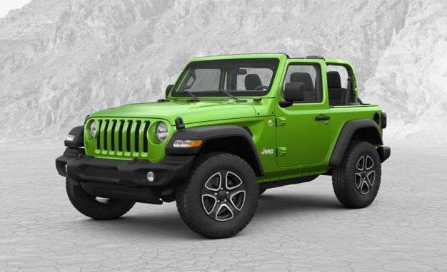 How Weu0027d Spec It: The $37,000 Almost Base 2018 Jeep Wrangler JL | Feature |  Car And Driver