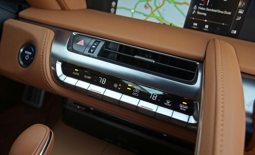 2018 Lexus LC500h - Slide 70