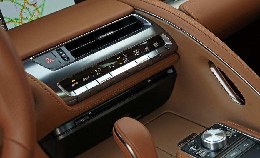 2018 Lexus LC500h - Slide 73