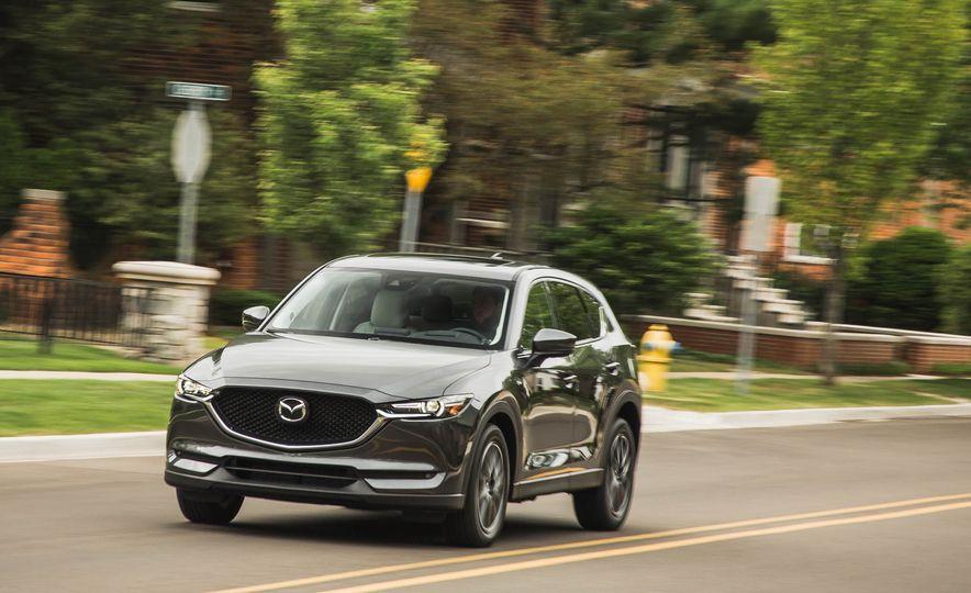 2017 Mazda CX-5 - Slide 58