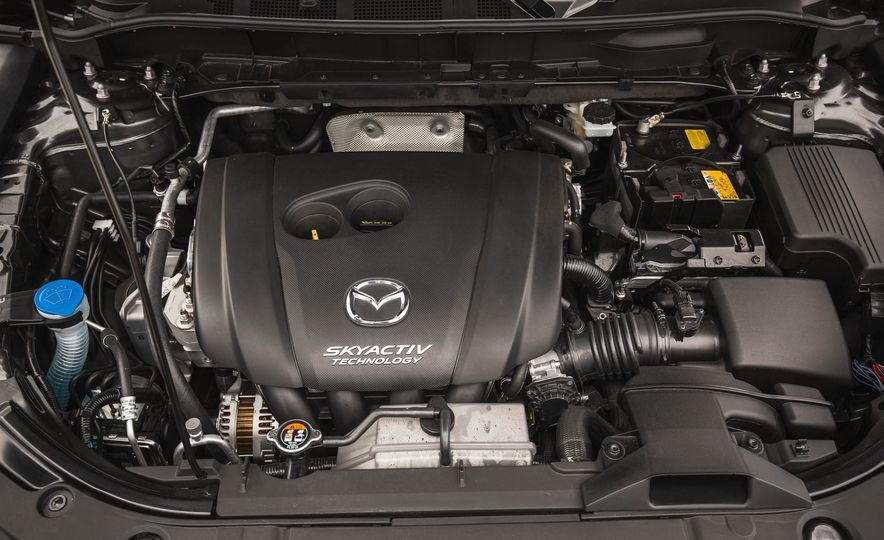 2017 Mazda CX-5 - Slide 112