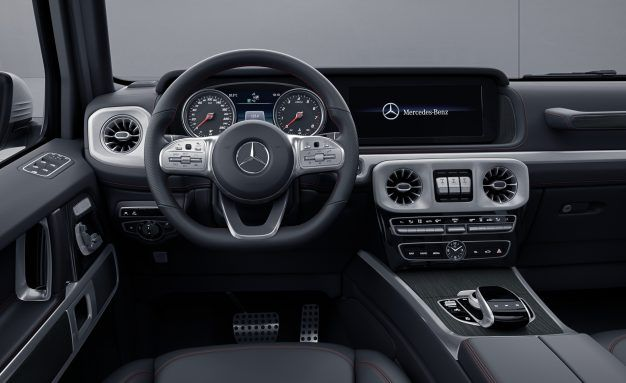 2019 Mercedes G-class Interior Revealed! | News | Car and ...