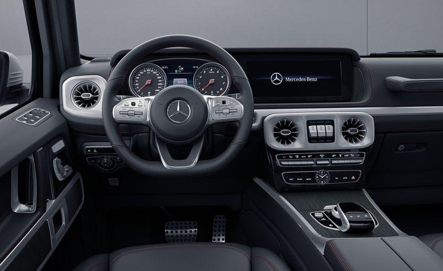 2019 Mercedes-Benz G-class - Slide 1