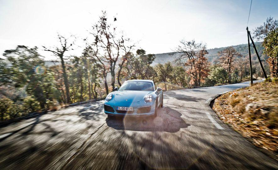 2018 Porsche 911 Carrera T - Slide 2