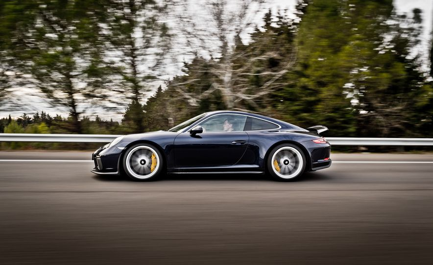 2018 Porsche 911 GT3 with Touring Package - Slide 1