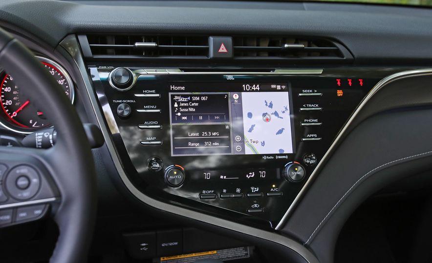 2018 Toyota Camry XSE - Slide 36