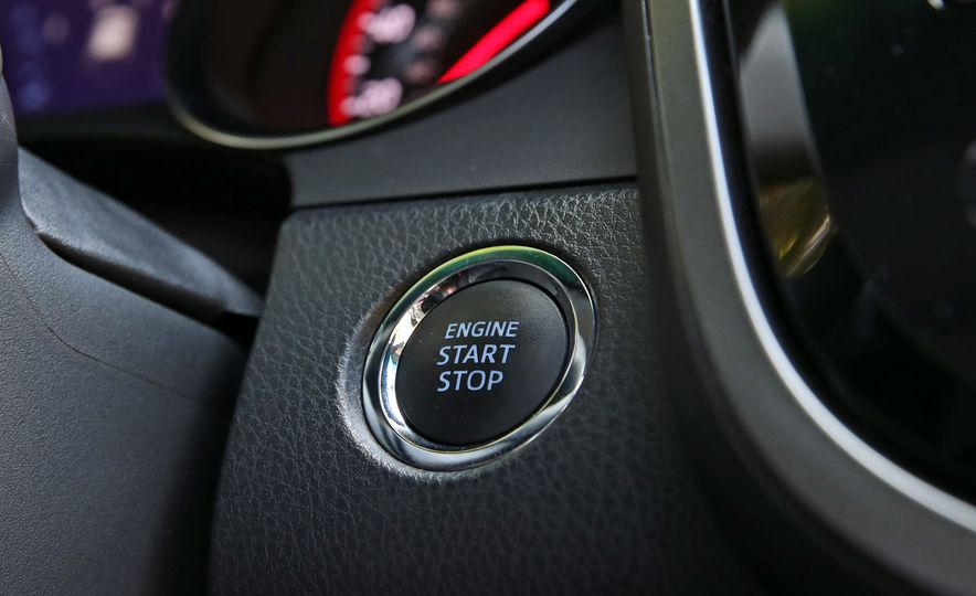 2018 Toyota Camry XSE - Slide 42