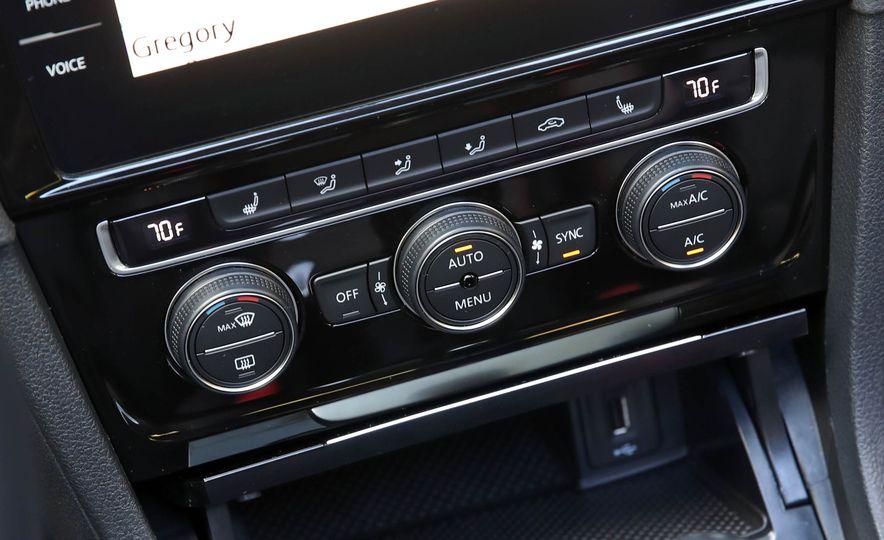 2018 Volkswagen Golf GTI - Slide 42
