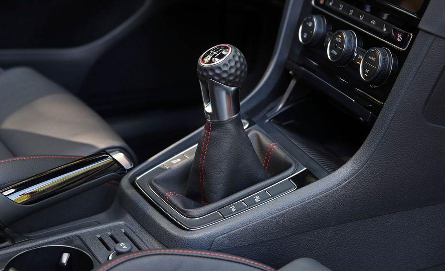 2018 Volkswagen Golf GTI - Slide 49