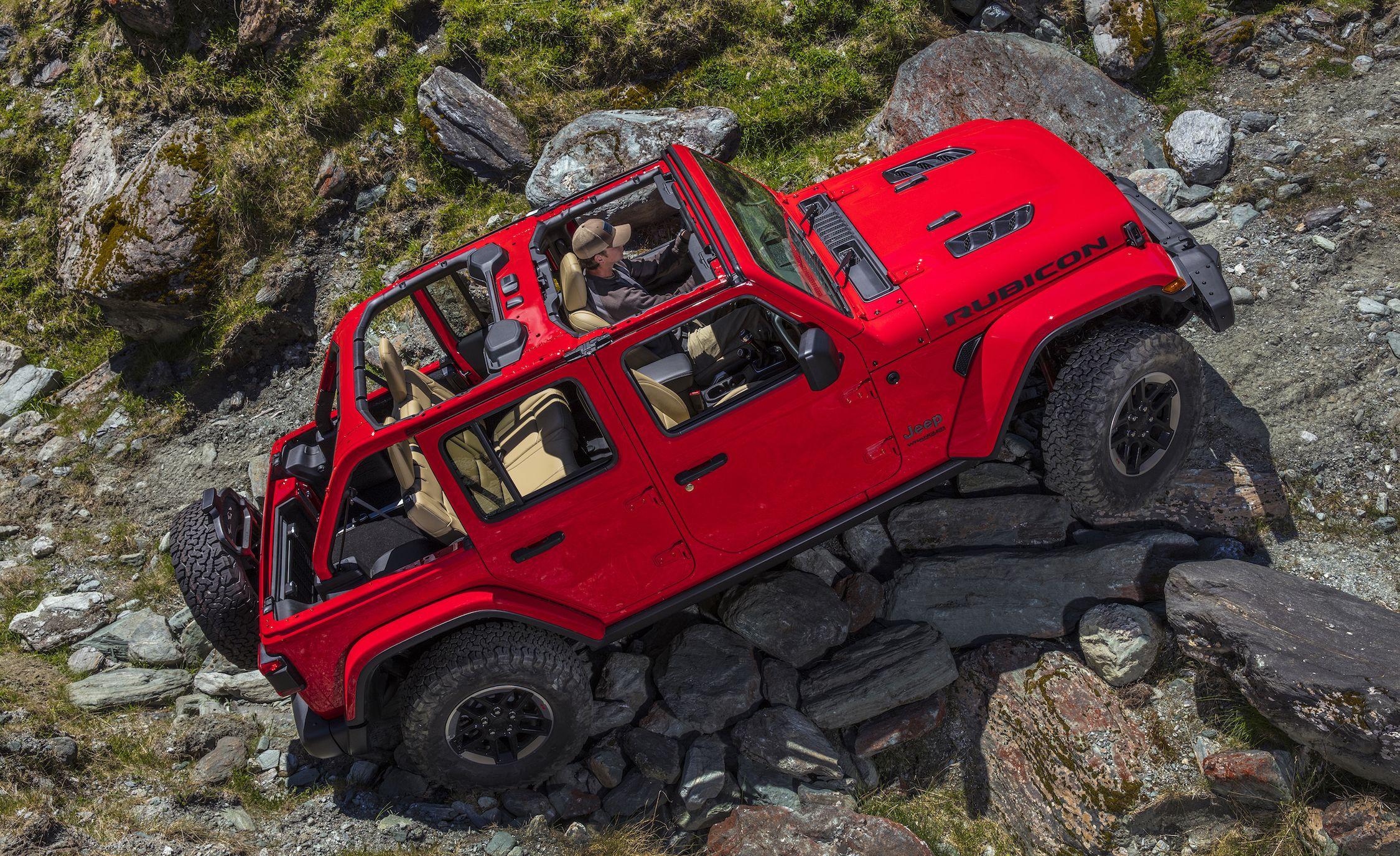 2019 Jeep Wrangler Reviews Jeep Wrangler Price Photos And Specs