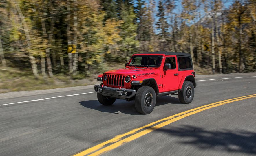 2018 Jeep Wrangler - Slide 1