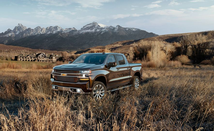 2019 Chevrolet Silverado 1500 High Country - Slide 1