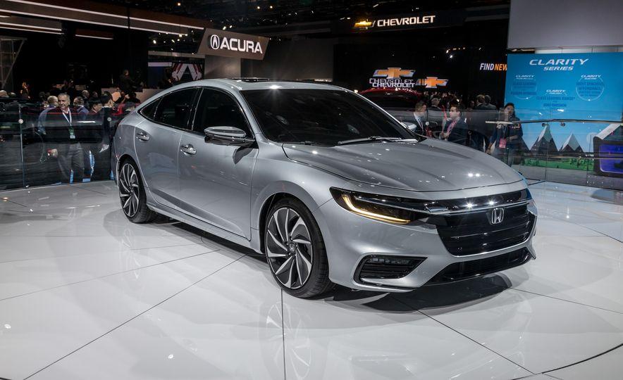 2019 Honda Insight Prototype - Slide 12