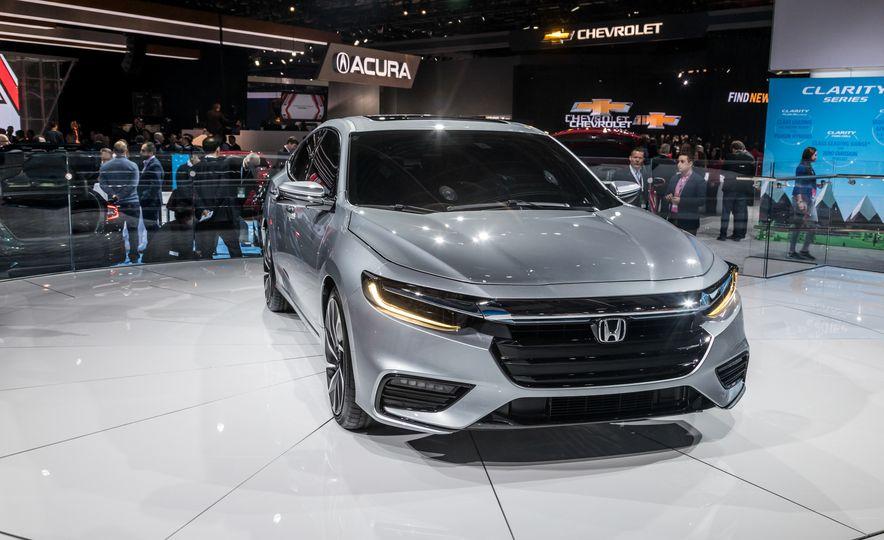 2019 Honda Insight Prototype - Slide 13