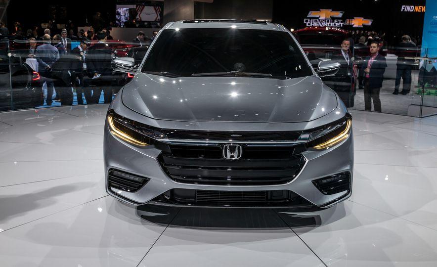 2019 Honda Insight Prototype - Slide 14