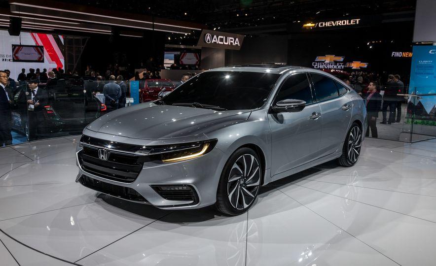 2019 Honda Insight Prototype - Slide 15