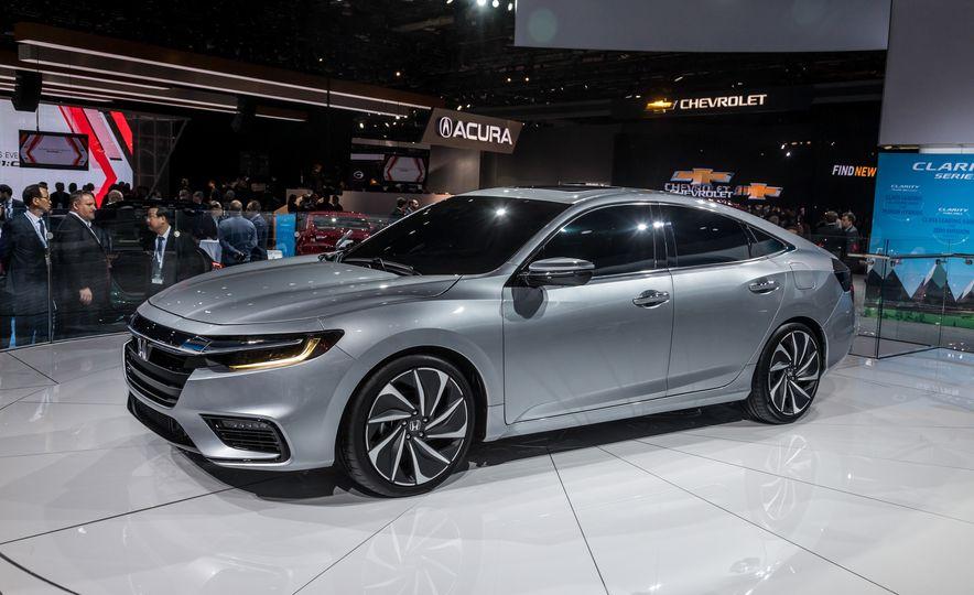 2019 Honda Insight Prototype - Slide 16