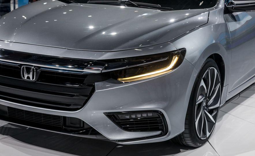 2019 Honda Insight Prototype - Slide 21