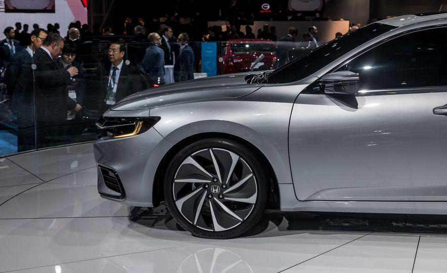 2019 Honda Insight Prototype - Slide 22
