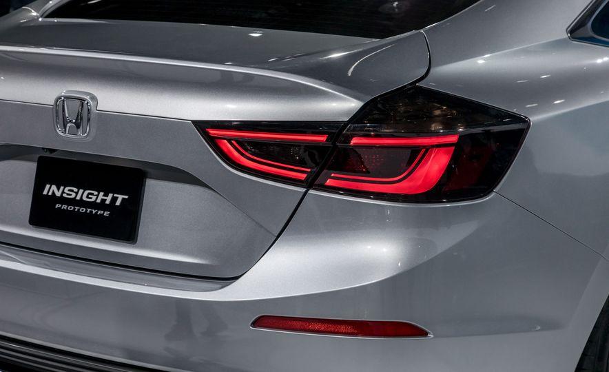 2019 Honda Insight Prototype - Slide 25
