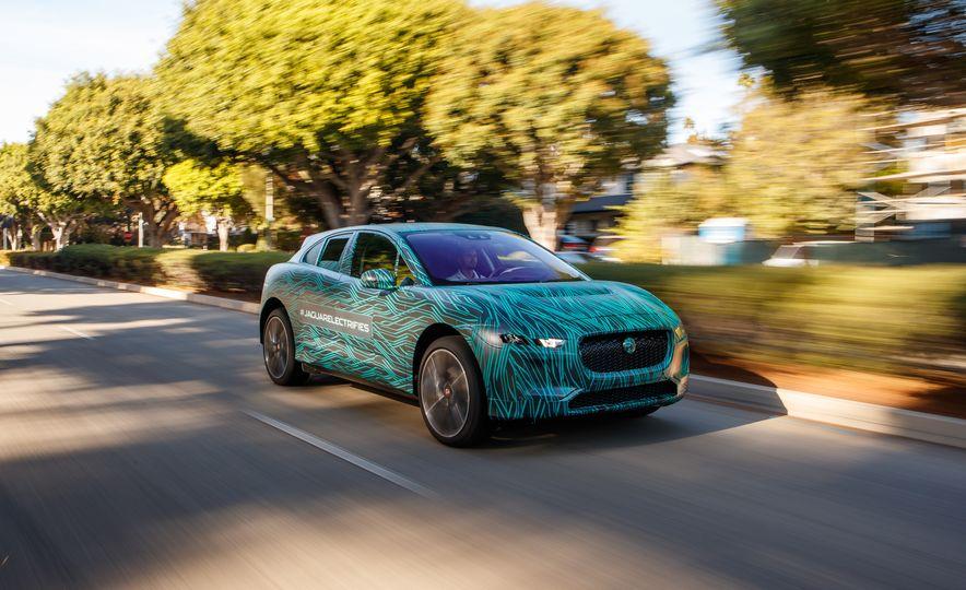 2019 Jaguar I-Pace prototype - Slide 5