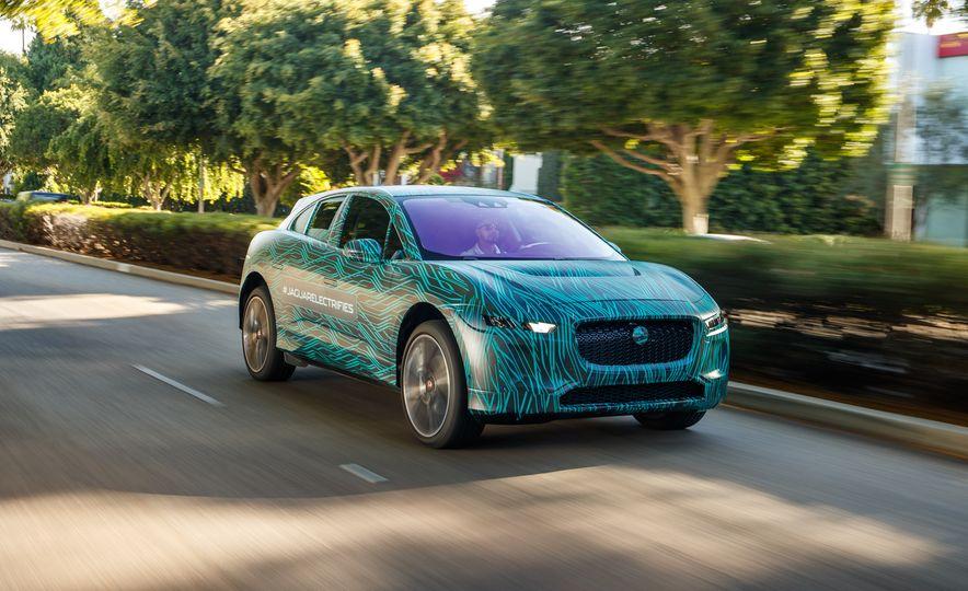 2019 Jaguar I-Pace prototype - Slide 7
