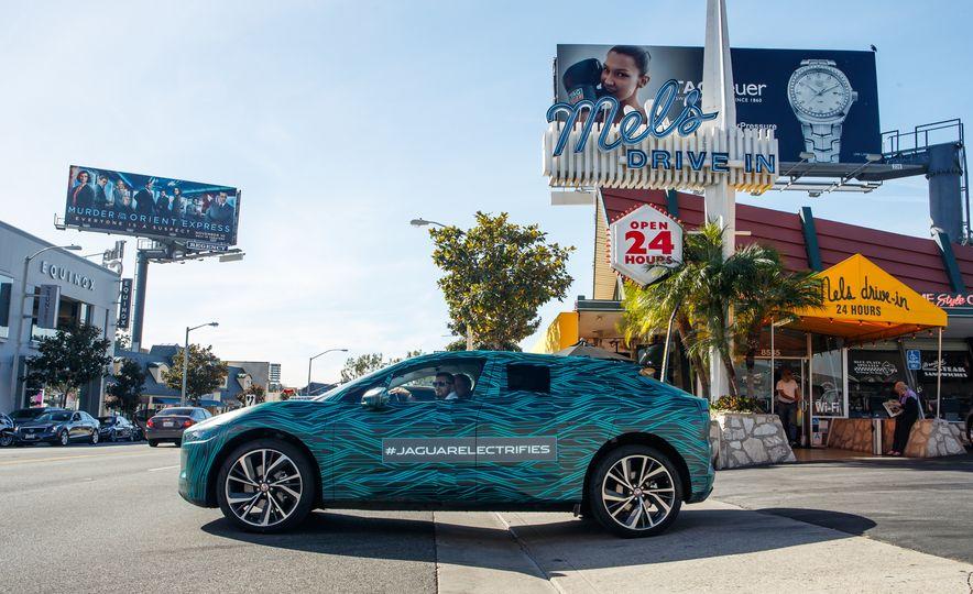 2019 Jaguar I-Pace prototype - Slide 12