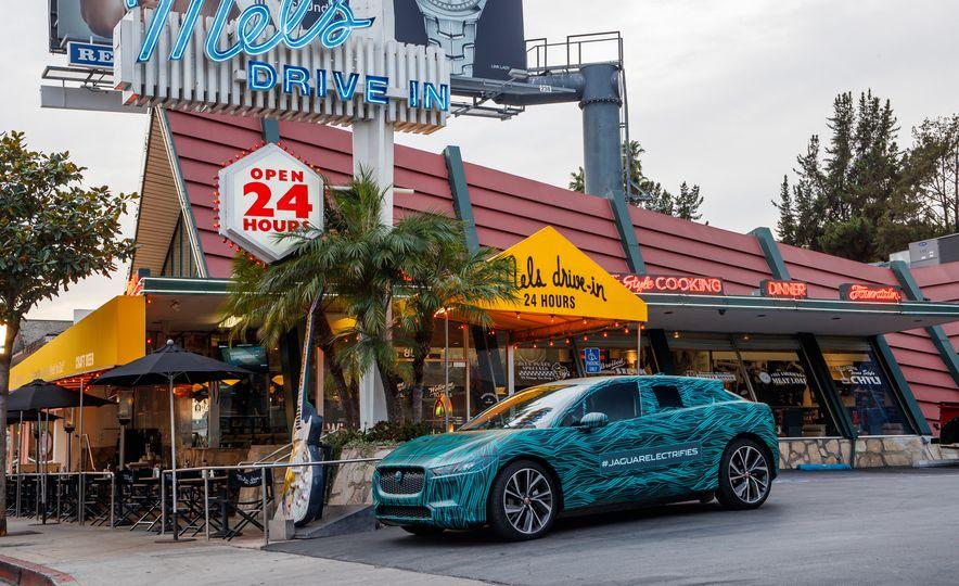 2019 Jaguar I-Pace prototype - Slide 18