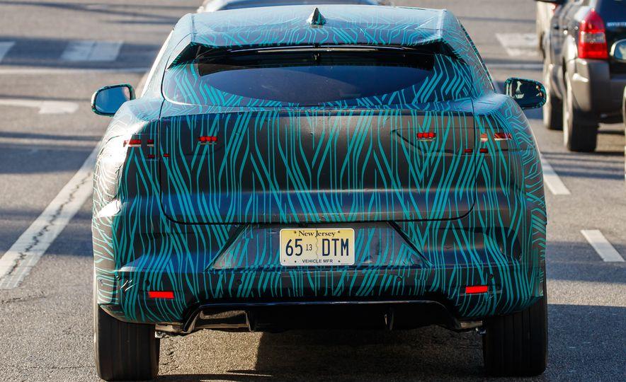 2019 Jaguar I-Pace prototype - Slide 20