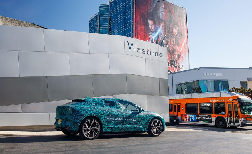 2019 Jaguar I-Pace prototype - Slide 21