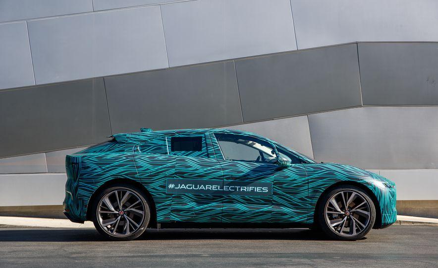 2019 Jaguar I-Pace prototype - Slide 22