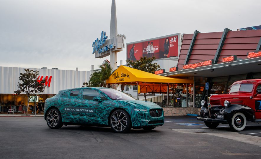 2019 Jaguar I-Pace prototype - Slide 23