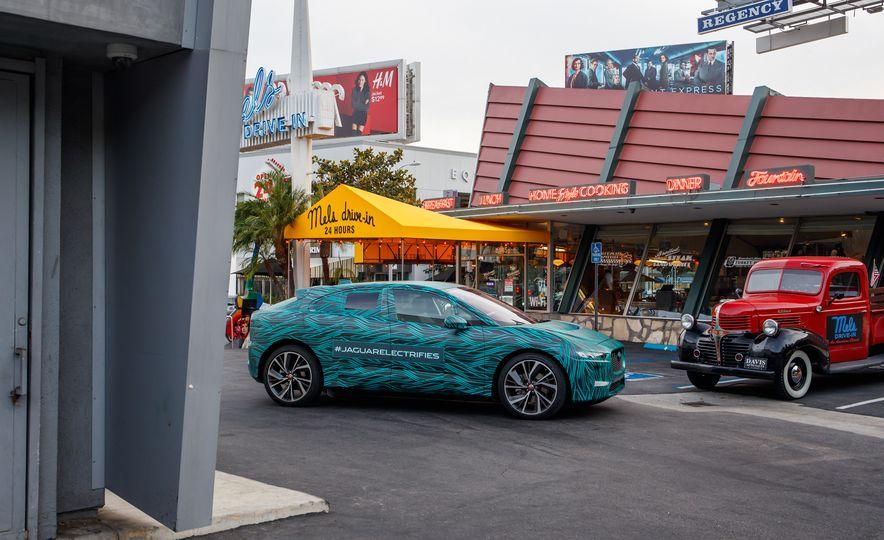 2019 Jaguar I-Pace prototype - Slide 24