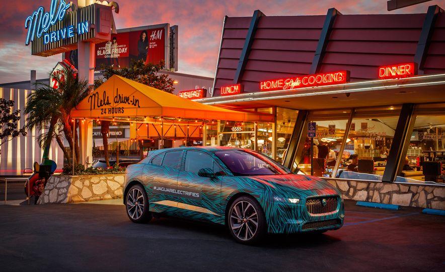 2019 Jaguar I-Pace prototype - Slide 25