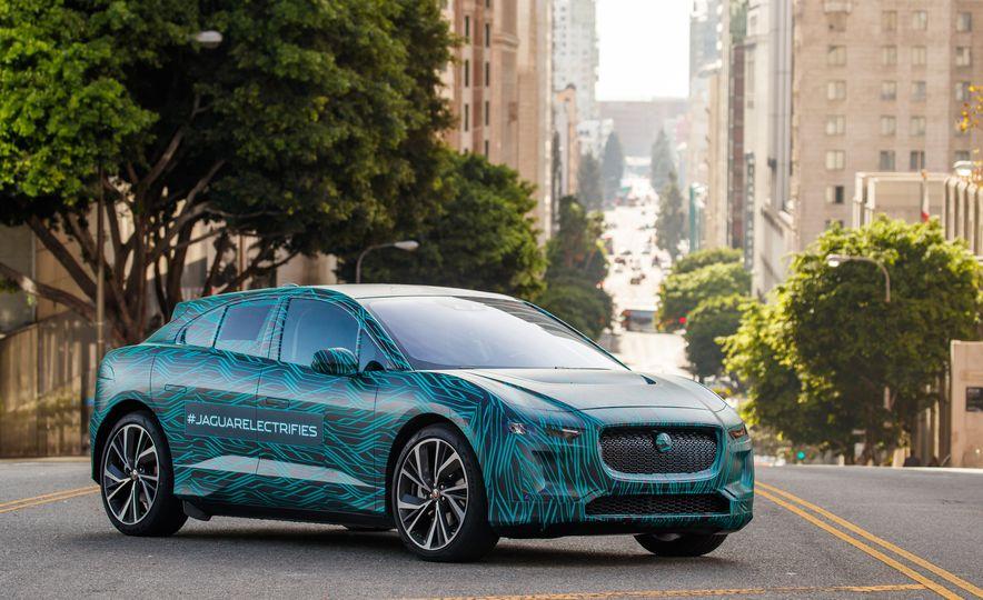 2019 Jaguar I-Pace prototype - Slide 26