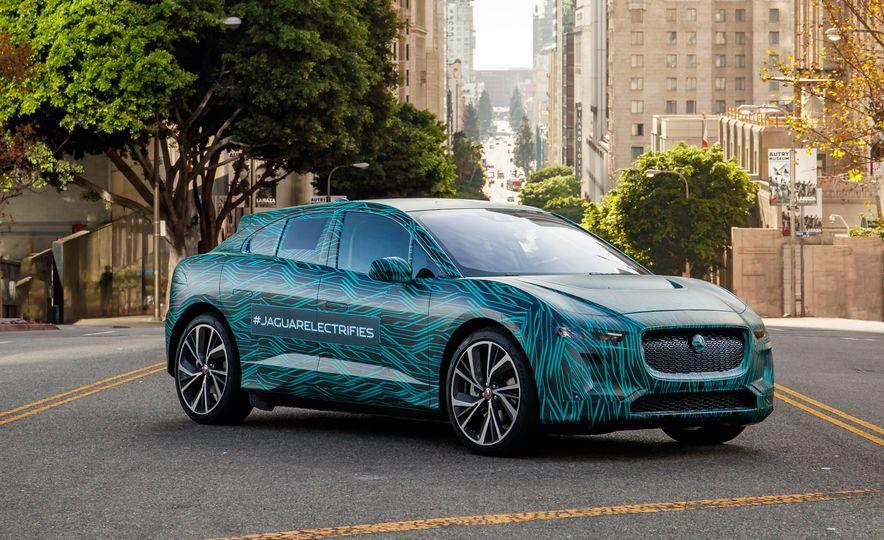 2019 Jaguar I-Pace prototype - Slide 27