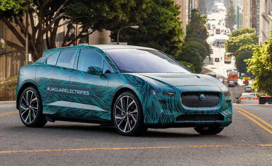 2019 Jaguar I-Pace prototype - Slide 28