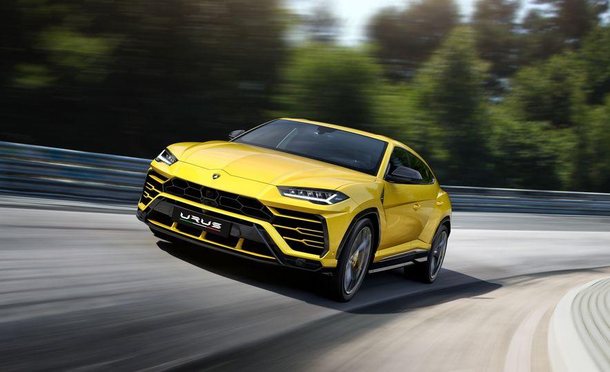 2019 Lamborghini Urus - Slide 6