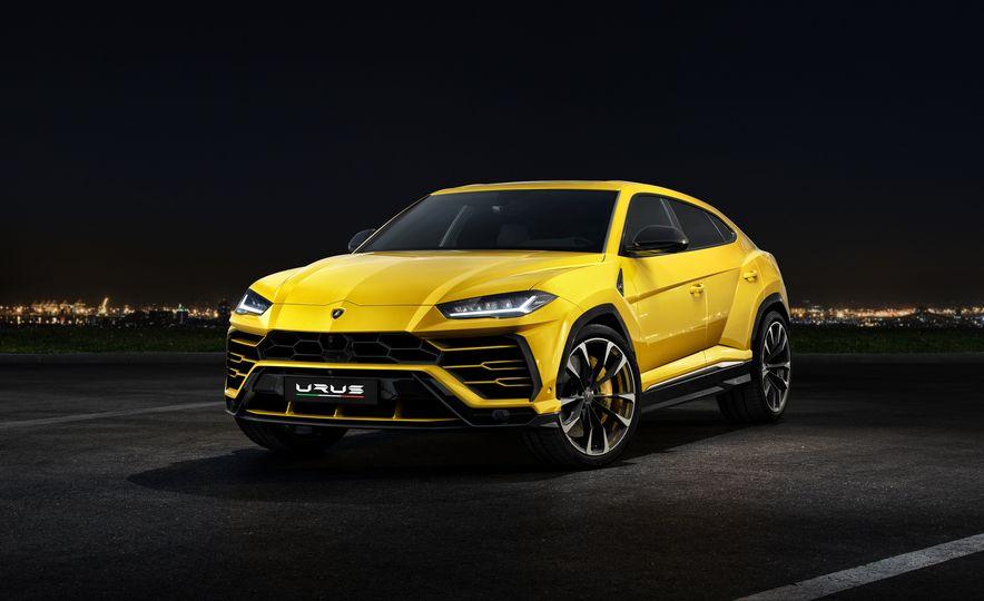 2019 Lamborghini Urus - Slide 8