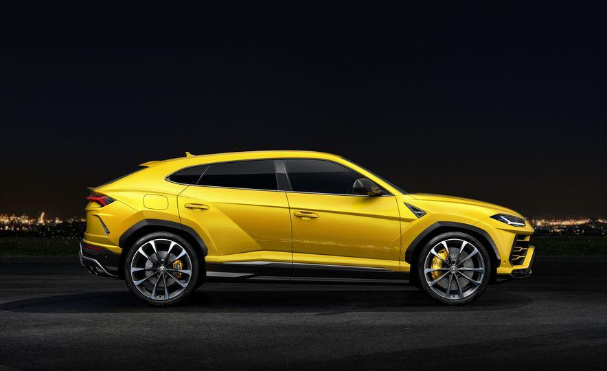 2019 Lamborghini Urus - Slide 9