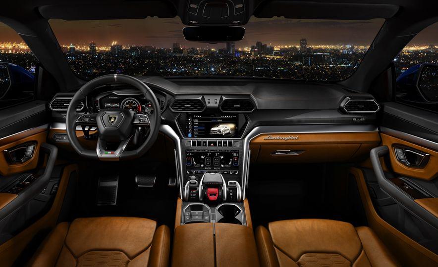 2019 Lamborghini Urus - Slide 11