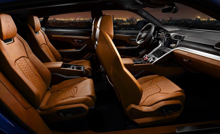 2019 Lamborghini Urus - Slide 12